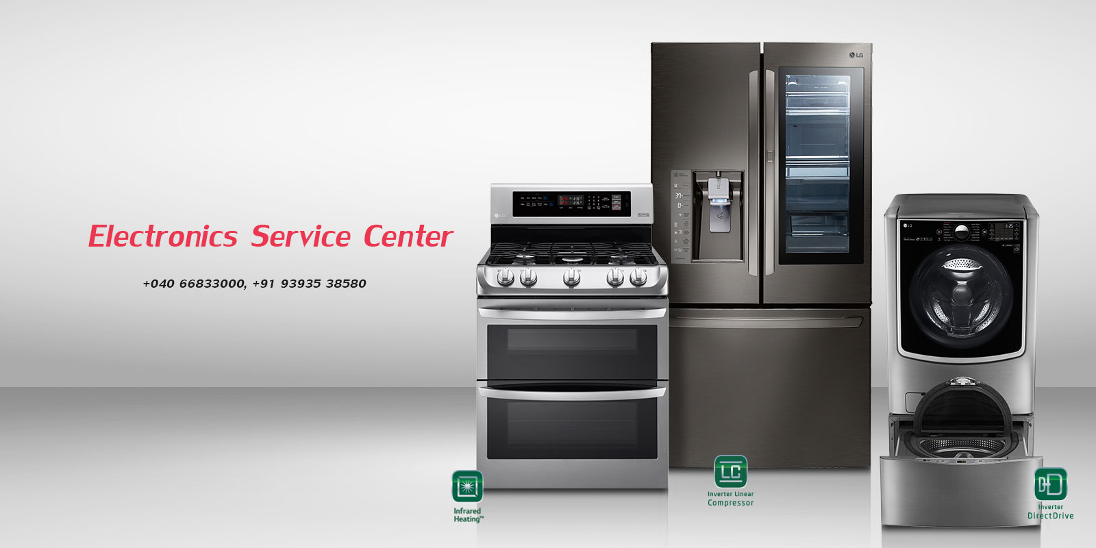 Lg Service Center in Hyderabad Telangana | Doorstep Service | 9393538580